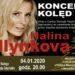 Zapraszamy na koncert kolęd Haliny Mlynkovej